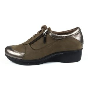 Dansko Loretta Leather Oxford Shoes EUR 38